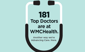181 Top Doctors are at WMCHealth